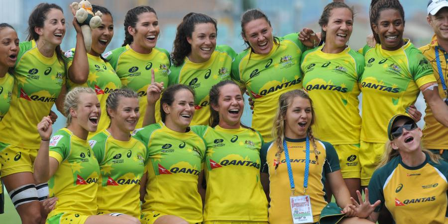 Pearls shine in rugby sevens road to Rio