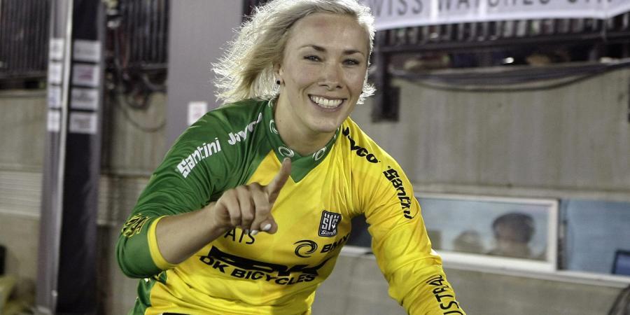 Buchanan wins BMX world silver