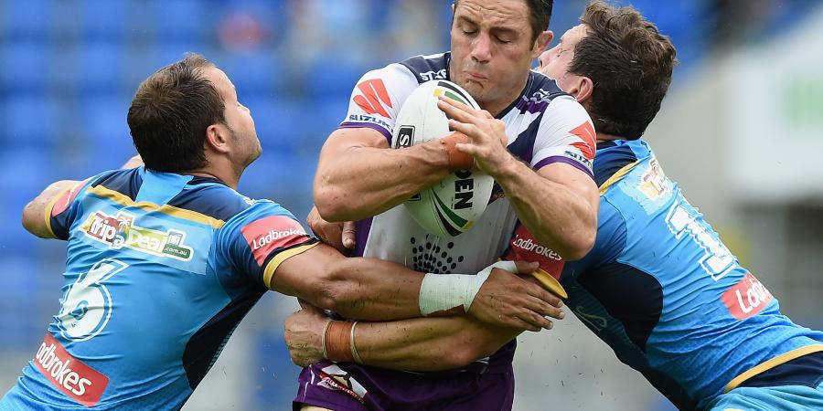 Cronk to have final say on fitness: Qld