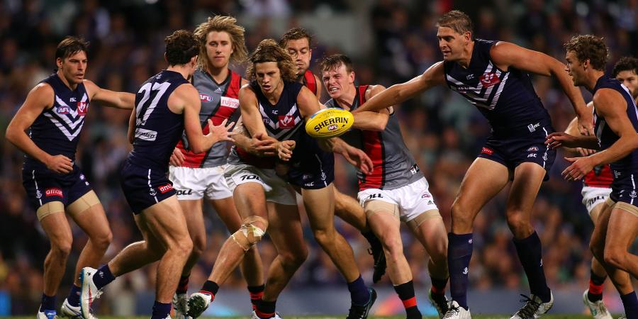 Freo, Bombers battle at the bottom of AFL