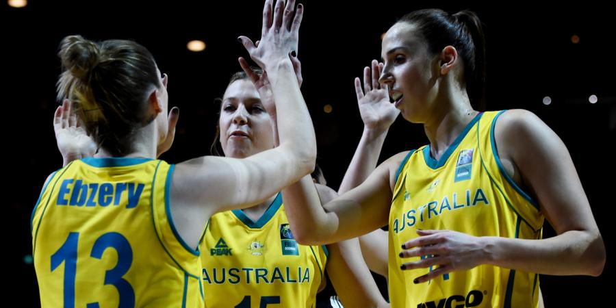 Opals in women's basketball loss to Spain