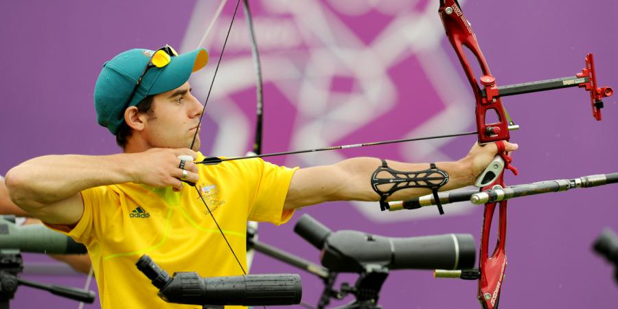 Worth leads archery trio selected for Rio