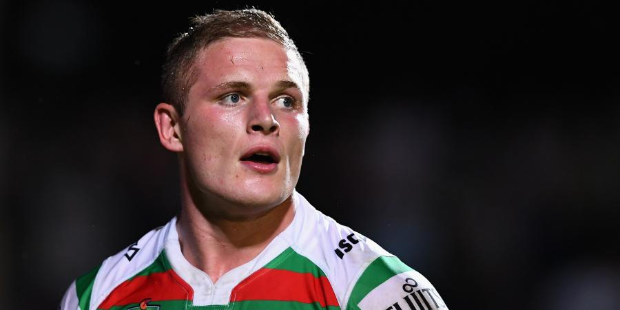 Souths' George Burgess out for two months