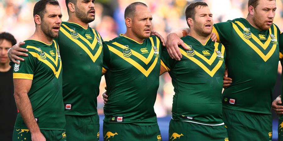 Kangaroos take leave before England clash