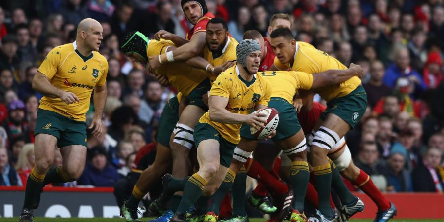 Wallabies ready for Scottish forward fight