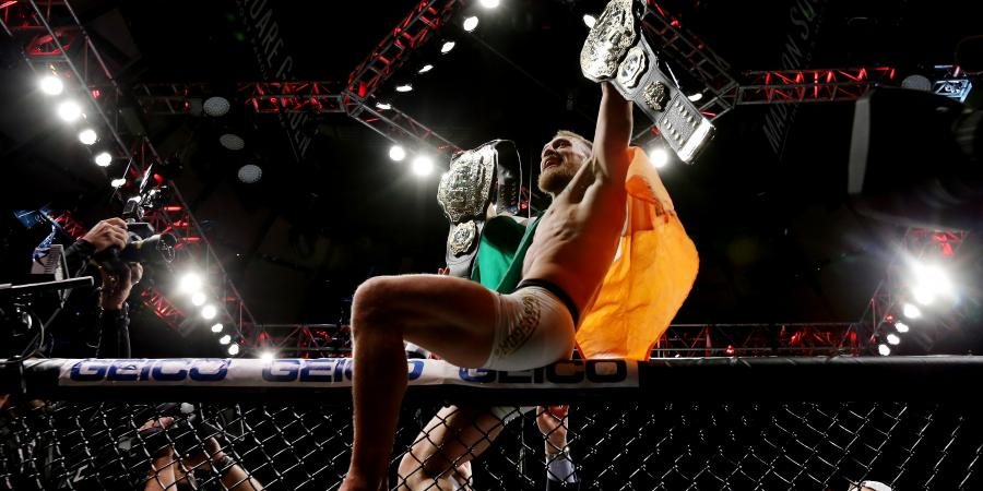 Is there anyone that can stop Conor McGregor?