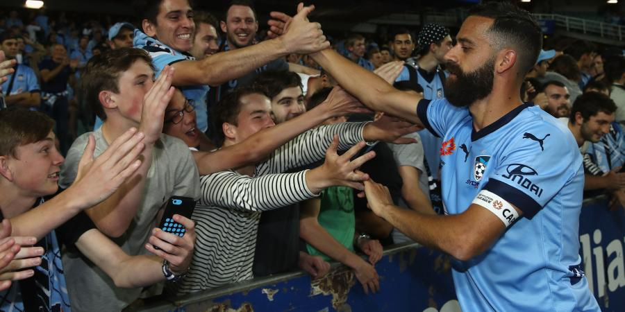 Best Sydney FC team I've seen: Brosque