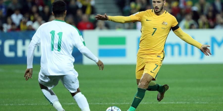 Socceroo Leckie frustrated by goal drought