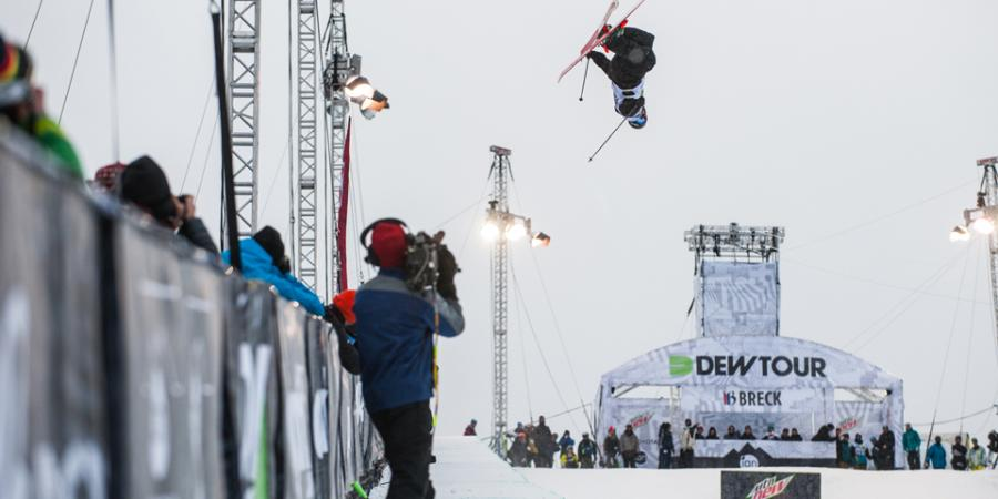 Winter Dew Tour 2016 - updates on Joss Christensen, Mark McMorris, Bobby Brown