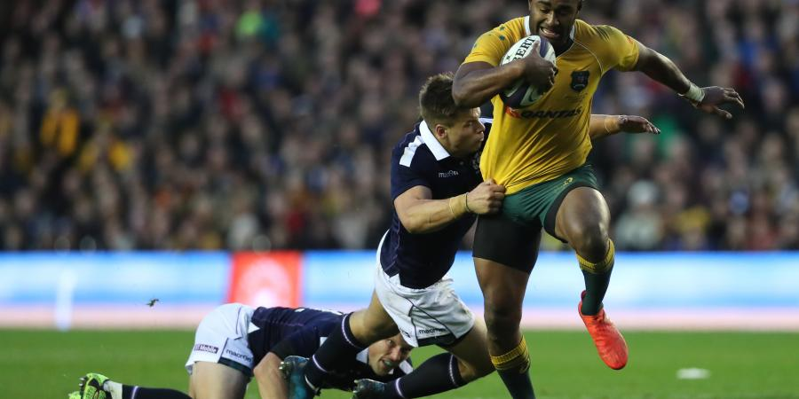 Wallabies make sweeping changes for France