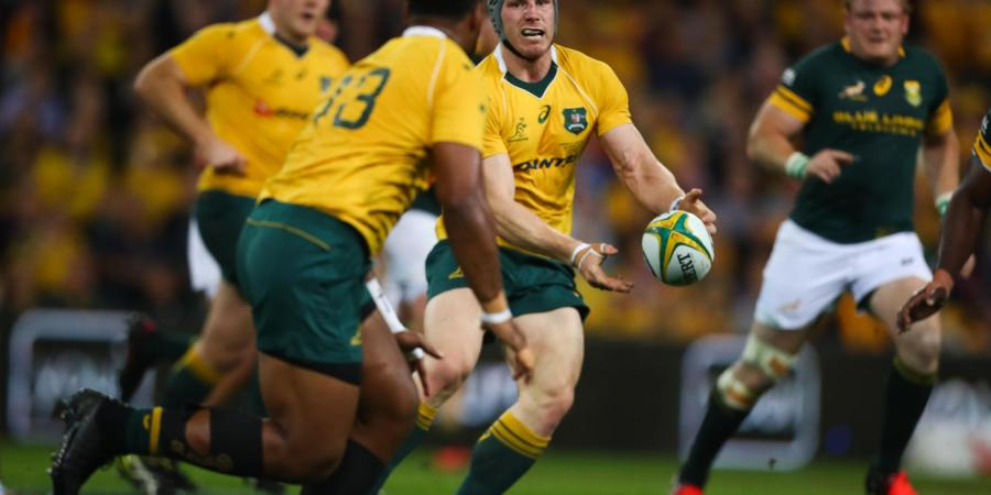 Cheika rests weary Wallabies for France