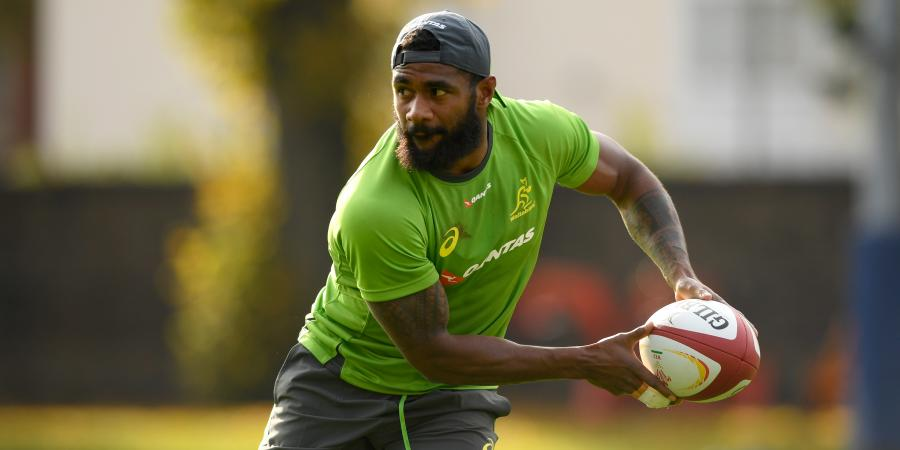 Cheika excited by Koroibete's rugby debut