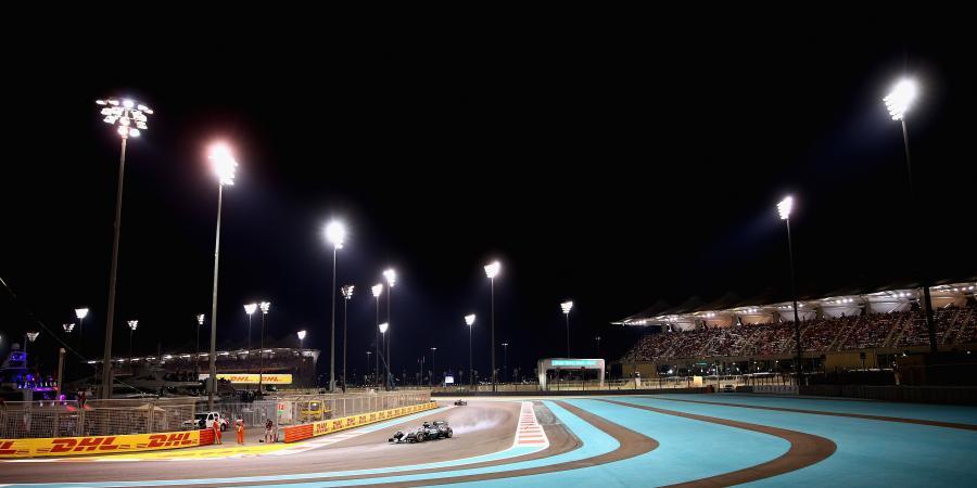 F1: Abu Dhabi prepares for title showdown