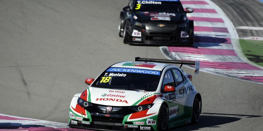 Tiago Monteiro puts his name on the Macau winners list