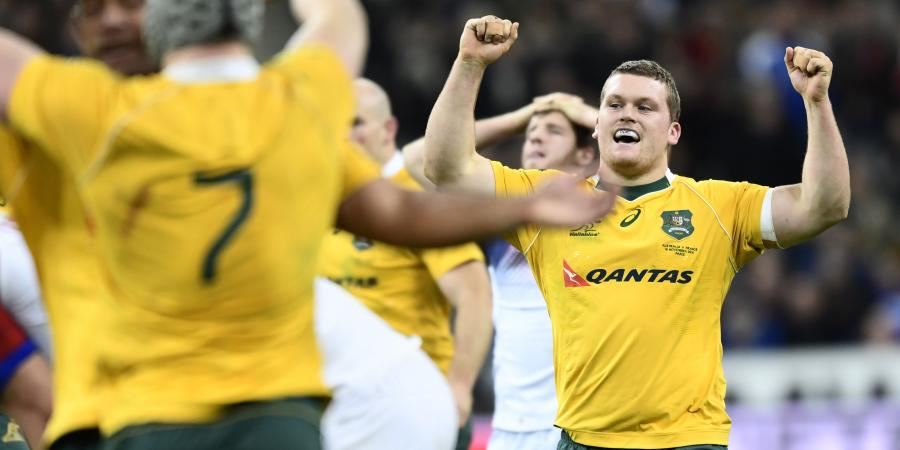 Ireland our biggest test, say Wallabies