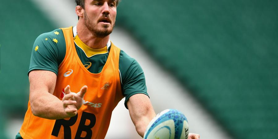 Douglas keen to reclaim Wallabies spot