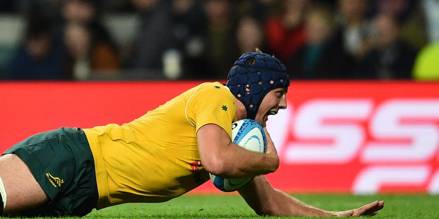 Wallabies to attack England with ferocity