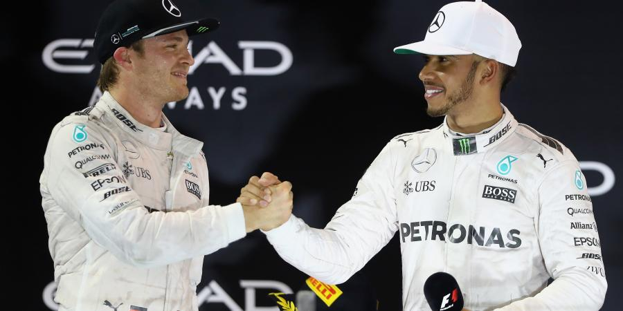 Hamilton wins race, Rosberg takes 2016 crown