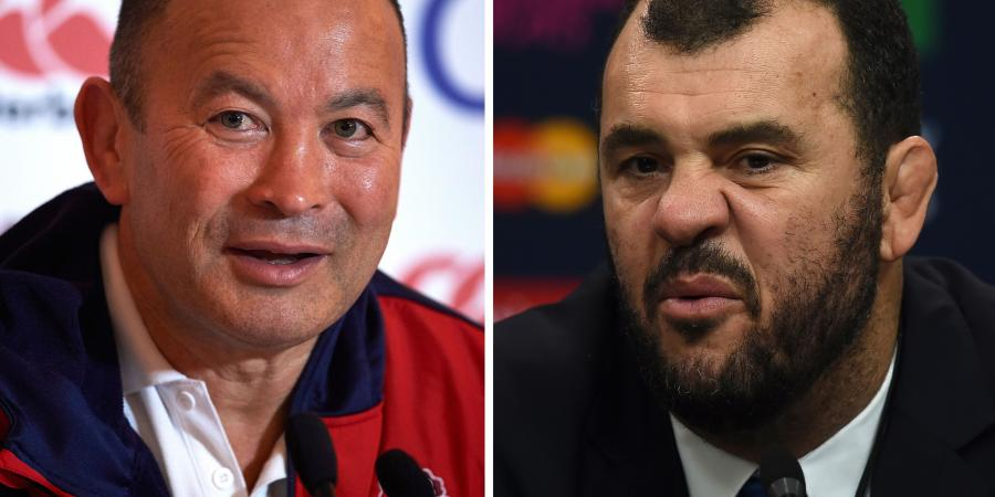 Cheika comes out firing at Jones