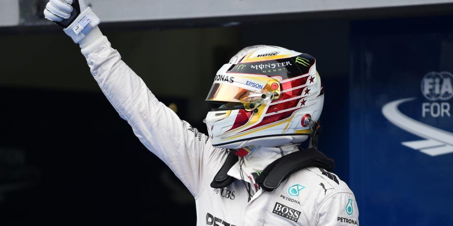 F1: Hamilton secures pole in Malaysia!