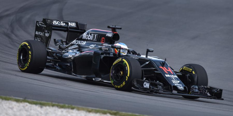 F1: The new asphalt is a good improvement says Alonso