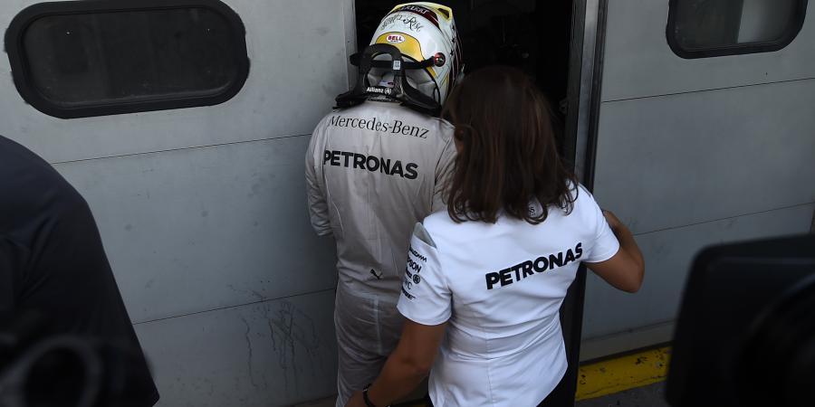F1: Lauda denies Hamilton's claim