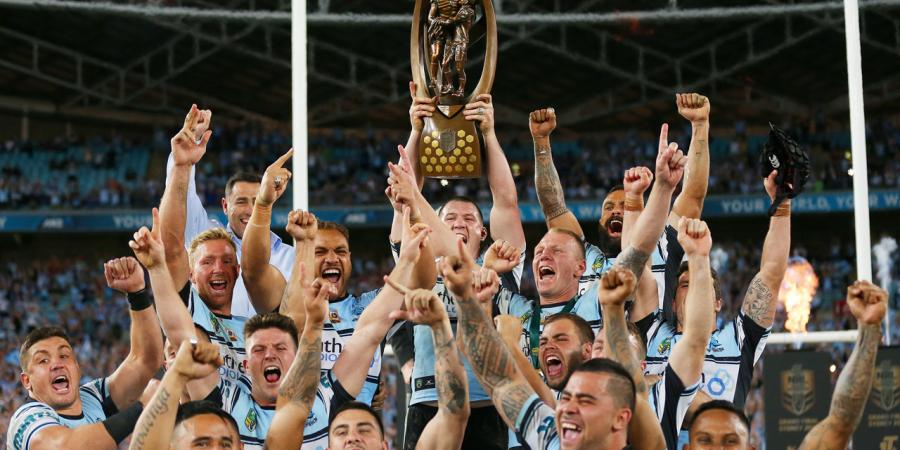 Sharks end NRL hoodoo