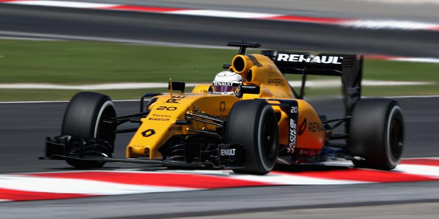 F1: Points are definitely the target for Renault