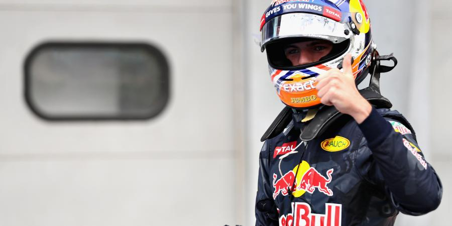 F1: Verstappen very pleased with P3