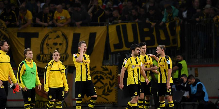Dortmund fail to capitalise on Bayern draw
