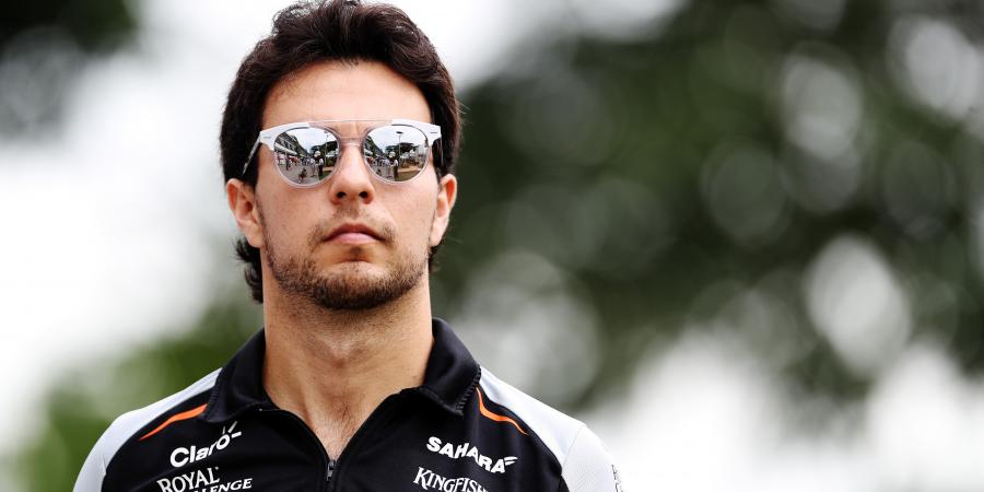 F1: Perez confirms 2017 Force India deal