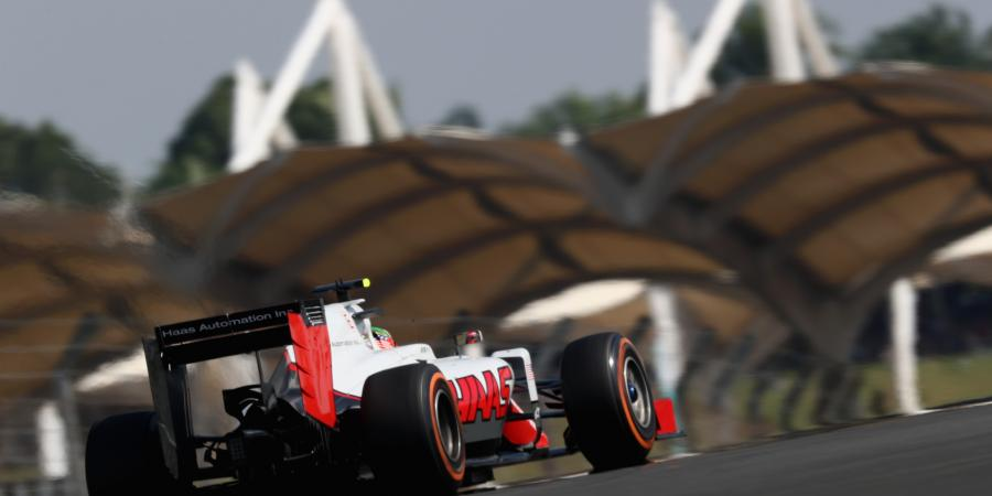 F1: Disappointing weekend for Haas