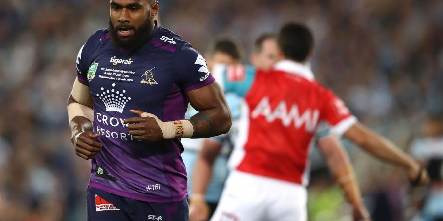 Departed Koroibete charged for high tackle
