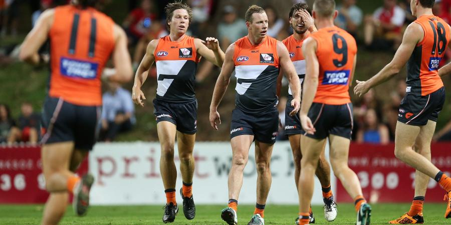 Giants the key to AFL trade period