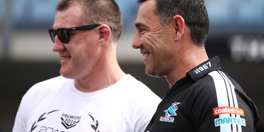Sharks look to tie down GF NRL squad