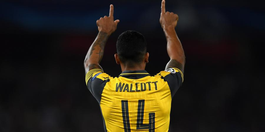 Theo Walcott: Can Arsenal's Infamous Failure Finally Prove His Doubters Wrong?
