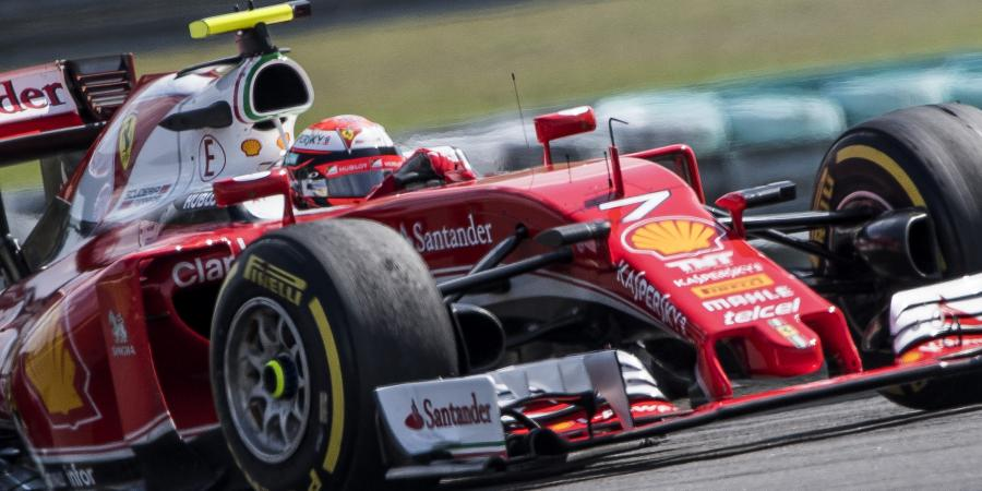 F1: Suzuka not one of Kimi's favourites