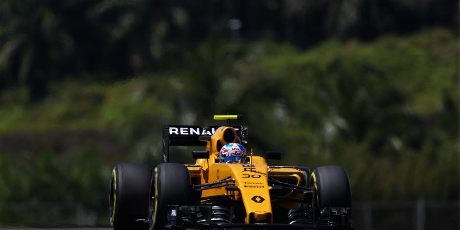 F1: Jolyon Palmer buoyed by Malaysian success