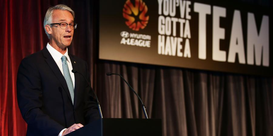 A-League commission not on agenda: Gallop