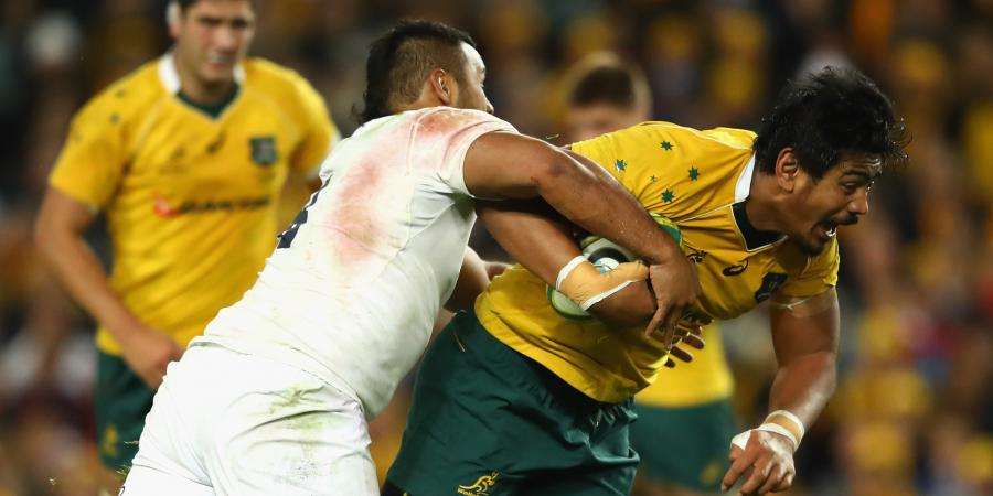 Wallabies trio picked for Barbarians