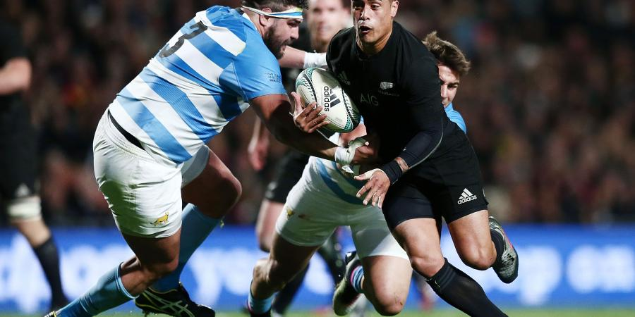 All Black Smith sorry for 'huge mistake'