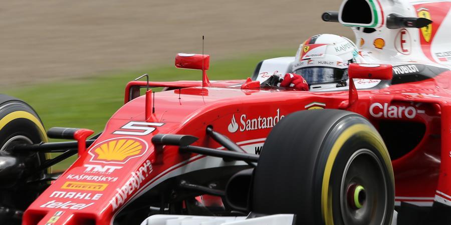 F1: Vettel hoping for more tomorrow