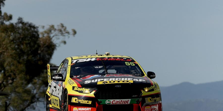 V8's: Mostert 'pretty stoked' to get into top ten shootout