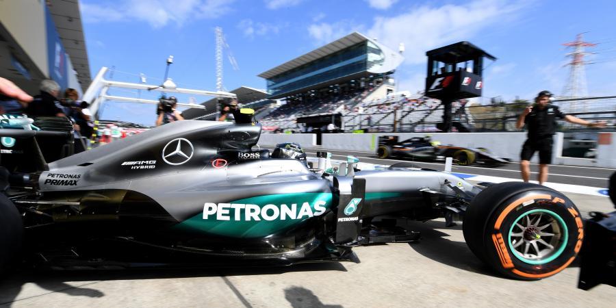 F1: Rosberg stays on top in Japan
