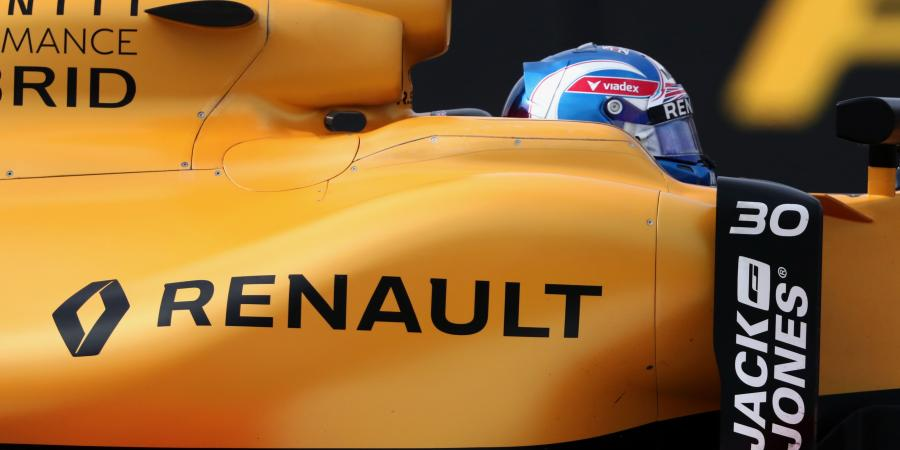 F1: Mixed start for Renault