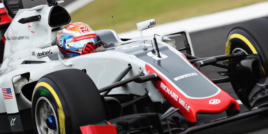 F1: Brake issues hamper Grosjean's day