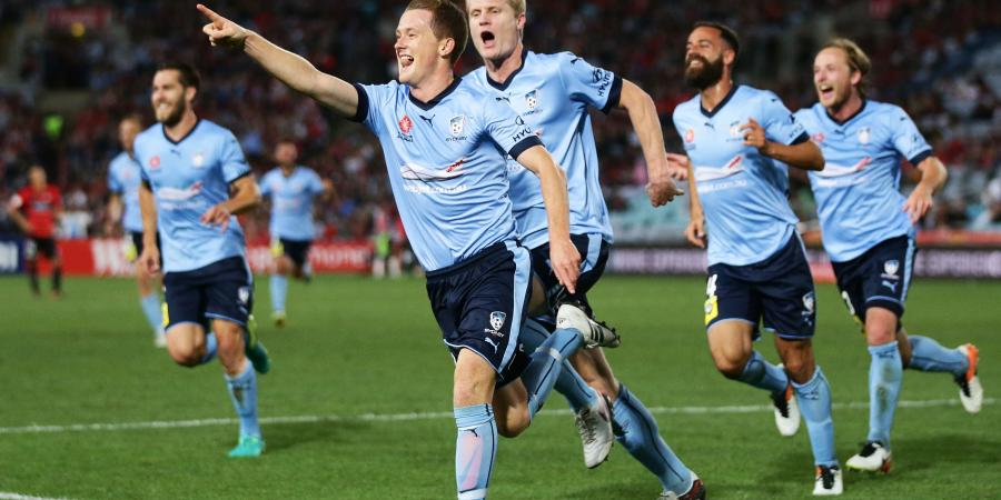 Sydney can win A-League says midfielder