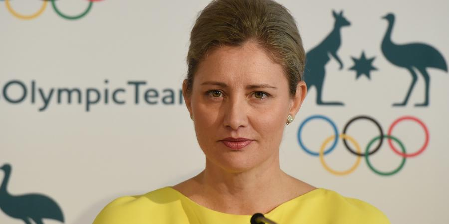 Australian Olympic Committee CEO to depart