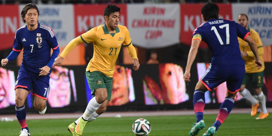 Japan our rivals but not reviled: Ange