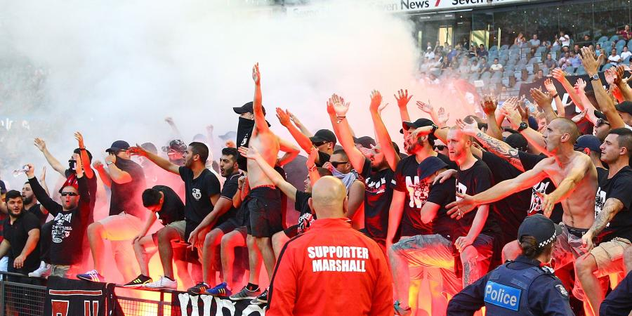 FFA extends Wanderers notice over flares